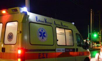 Τραγωδία στη Λάρισα: Νεκρή 19χρονη σε τροχαίο