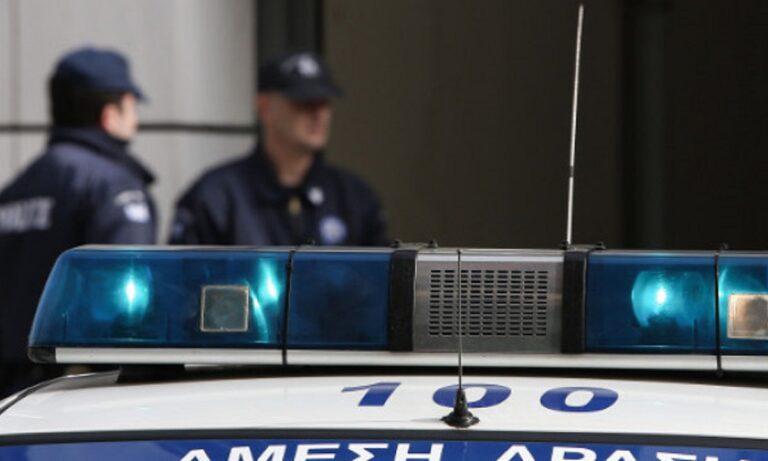 Γαλάτσι: Έκρηξη με γκαζάκια σε είσοδο τράπεζας (vid)