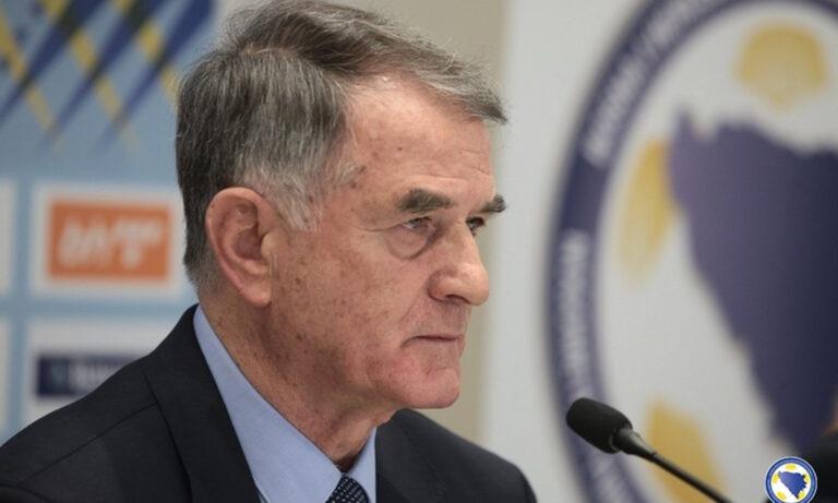 Nations League: Τελειώνει ο Μπάγεβιτς από τη Βοσνία