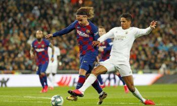 La Liga: Απίστευτο αρνητικό ρεκόρ – Μετά από 17 χρόνια ήττα πριν το clasico για Ρεάλ – Μπαρτσελόνα