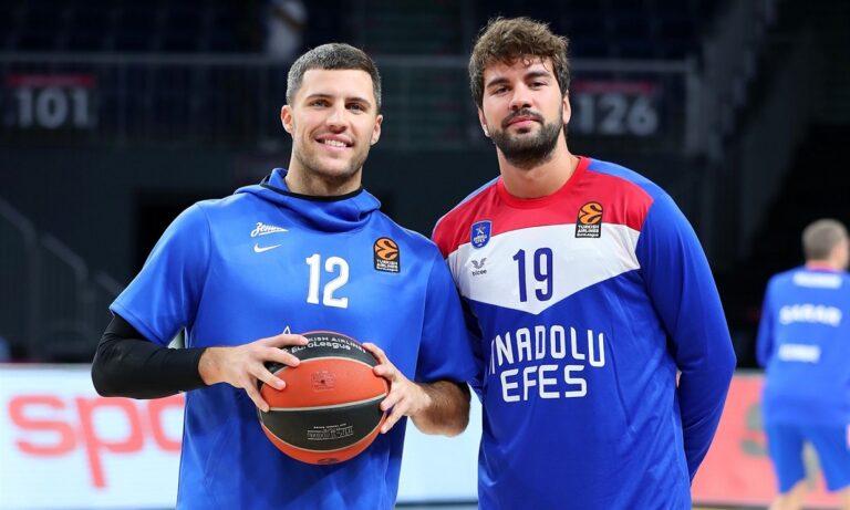 Ζενίτ: Έξαλλος ο Μπάρον με την Euroleague (pic)