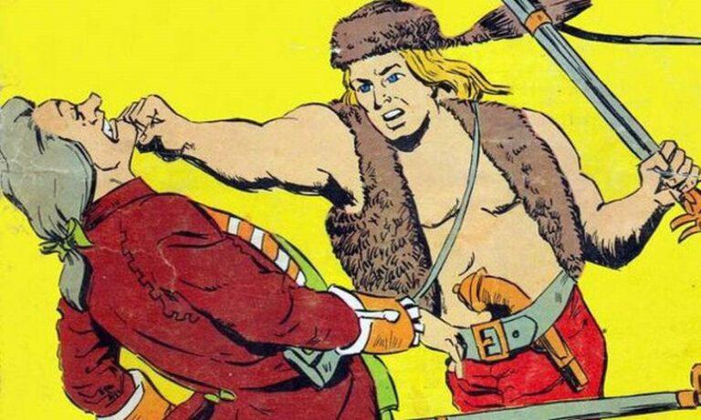 3 Οκτωβρίου: Κυκλοφορεί το πρώτο τεύχος του περιοδικού κόμικς «Μπλεκ»