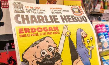Γαλλοτουρκικός «πόλεμος» λόγω του Charlie Hebdo! Δικαστικά και διπλωματικά μέτρα ετοιμάζει η Τουρκία