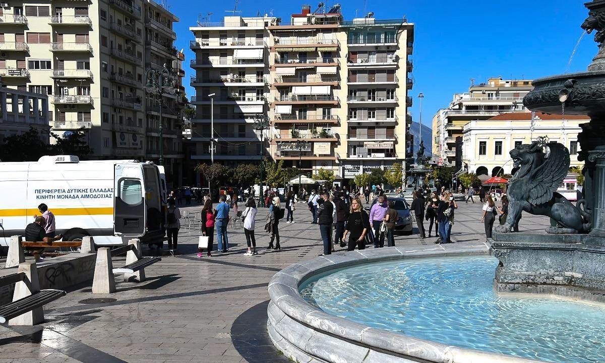 Κορονοϊός: Πού εντοπίζονται τα 1211 κρούσματα