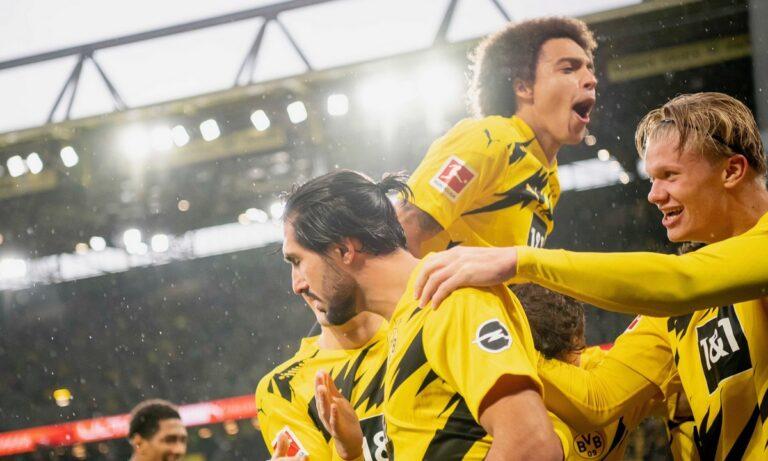 Bundesliga: Τέσσερα η Ντόρτμουντ – Βασικός ο Μαυροπάνος, αλλαγή ο Λημνιός (vids)