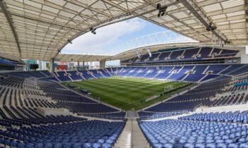 Πόρτο - Ολυμπιακός: Με 7,5% θεατών στις κερκίδες του «Ντραγκάο» το ματς