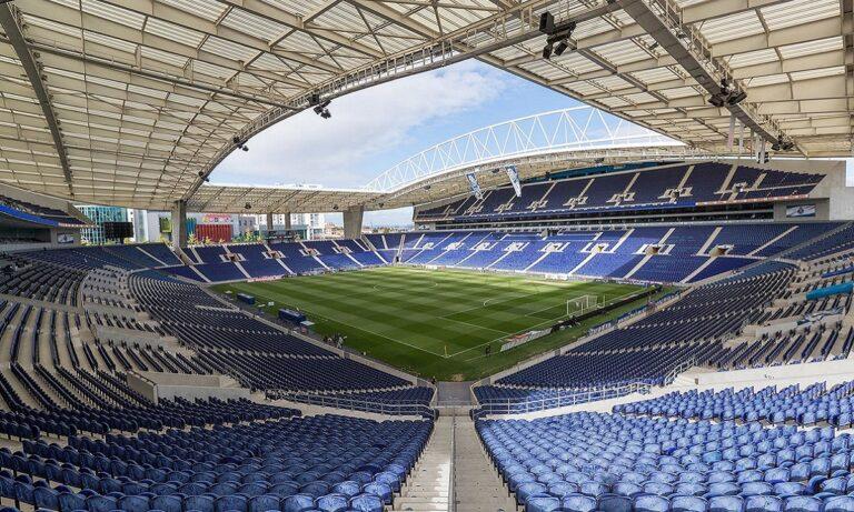Πόρτο – Ολυμπιακός: Με 7,5% θεατών στις κερκίδες του «Ντραγκάο» το ματς