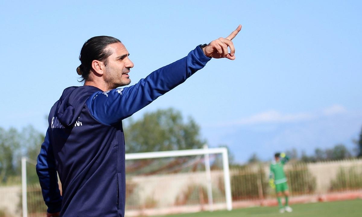 Παναχαϊκή: Σε δύσκολη θέση ο Ελευθερόπουλος – Μένει μέχρι τα επίσημα ματς
