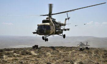 Πήραν εκδίκηση οι Αρμένιοι κατέρριψαν ελικόπτερο του Αζερμπαϊτζάν