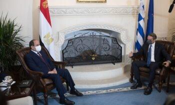 Ελληνοτουρκικά: Ηχηρά μηνύματα στον Ερντογάν από την τριμερή Ελλάδας – Κύπρου - Αιγύπτου