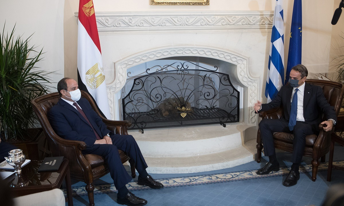 Ελληνοτουρκικά: Ηχηρά μηνύματα στον Ερντογάν από την τριμερή Ελλάδας – Κύπρου – Αιγύπτου