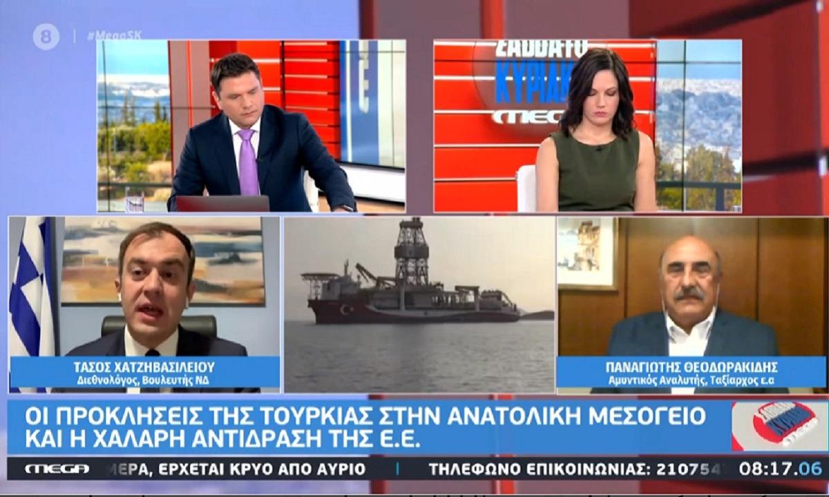Στρατιωτικός αναλυτής: «Οι Ευρωπαίοι αντιλήφθηκαν ότι ο Ερντογάν τους εξαπατά» (vid)