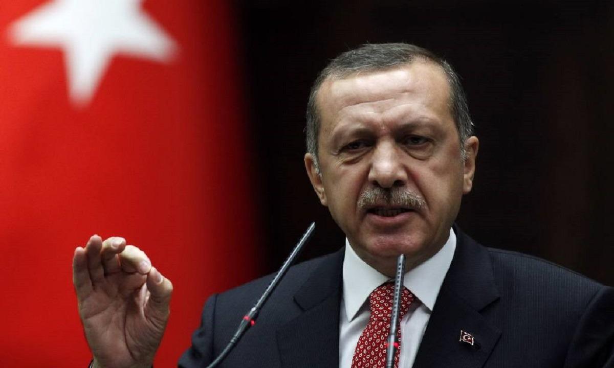 Ερντογάν σε ΗΠΑ: «Δεν ξέρετε με ποιον έχετε να κάνετε, δεν μπορούμε να περιμένουμε τις κυρώσεις»