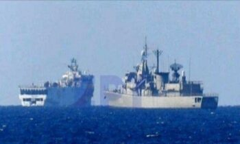 Ρώσοι: Το γύρο του κόσμου κάνει η είδηση ότι το ελληνικό Πολεμικό Ναυτικό έπιασε στον ύπνο τους Τούρκους και τους έστειλε... σπίτι.