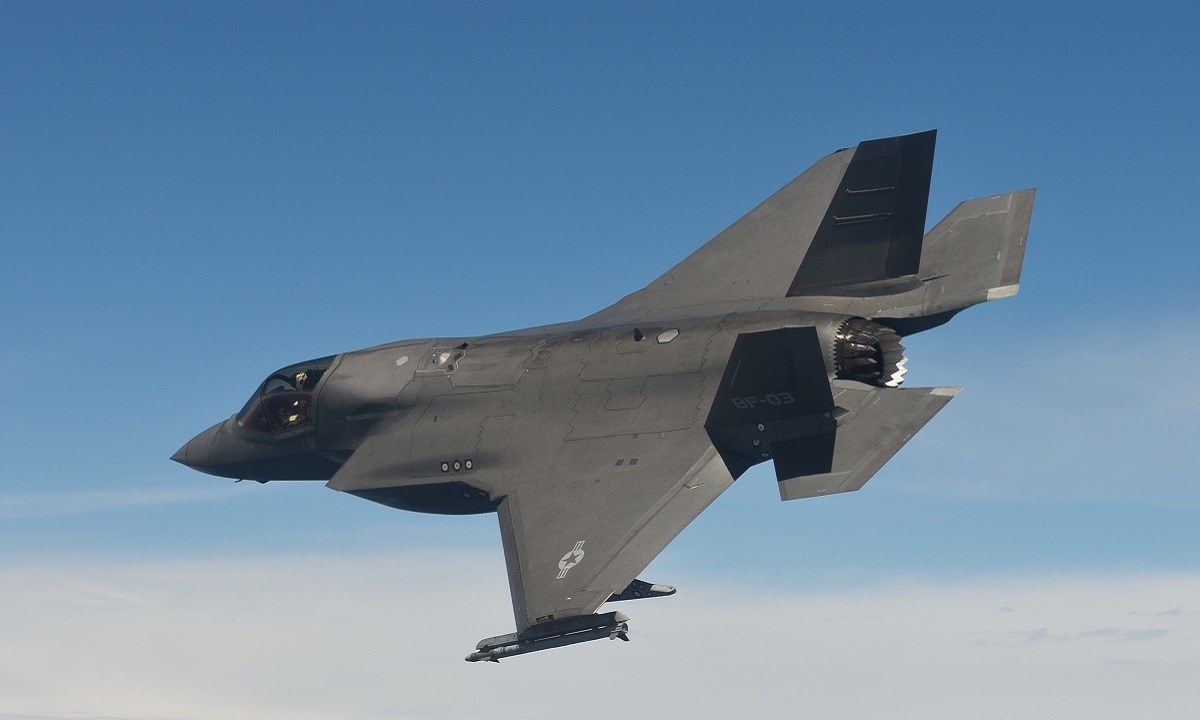 Νέα συντριβή F-35! Το απίστευτο ατύχημα στον αέρα (pic)