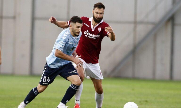 Απόλλων Σμύρνης – ΑΕΛ 1-0: Την «σκότωσε» ο Φατιόν στο 91′ – «Έσπασαν» τα δοκάρια οι δύο ομάδες
