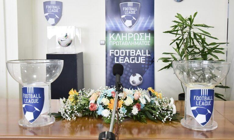 Football League: Στην τελική ευθεία η έναρξη – Προς υπογραφή το υγειονομικό πρωτόκολλο