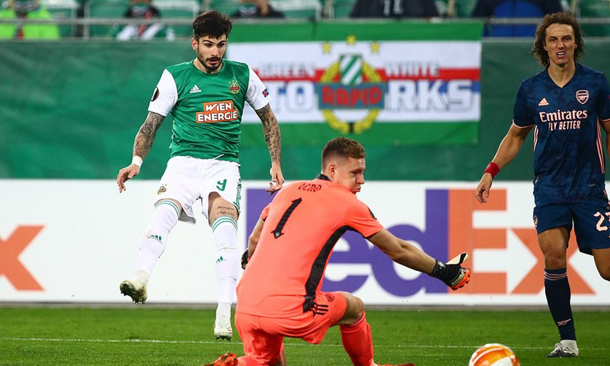 Europa League: Σκόραρε ο Φούντας, αλλά το γύρισε η Άρσεναλ (vids)
