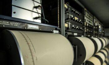 Κρήτη: Σεισμός τα ξημερώματα στα νότια του νησιού