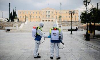 Κορονοϊός - Ελλάδα: Ένα βήμα πριν το lockdown 14 περιοχές της χώρας - Ποιες είναι (vid)
