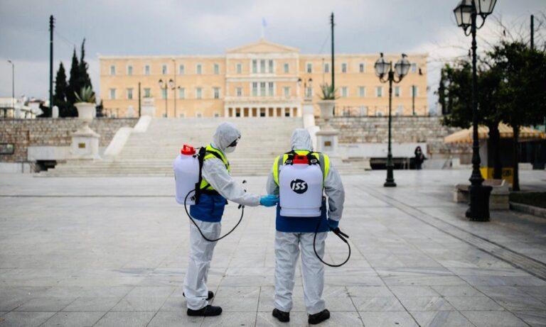Κορονοϊός – Ελλάδα: Ένα βήμα πριν το lockdown 14 περιοχές της χώρας – Ποιες είναι (vid)