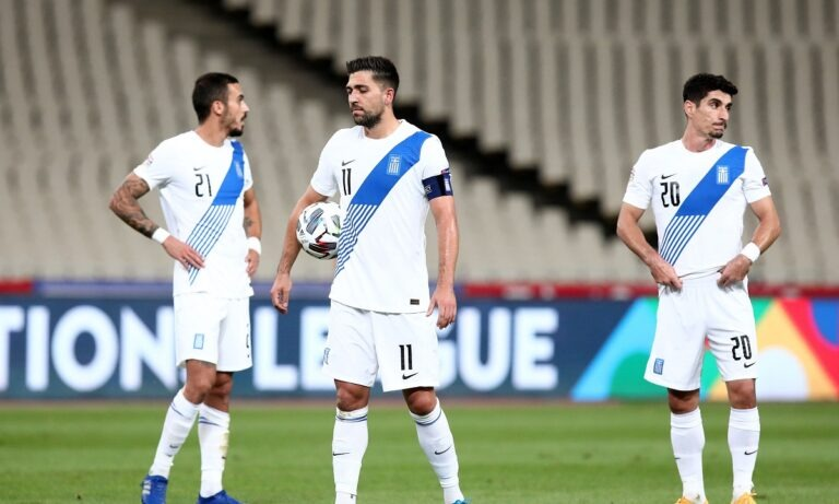 Ελλάδα – Κόσοβο 0-0: «Σφαλιάρα» και βήμα πίσω – Χαμένο πέναλτι ο Μπακασέτας, μοιραίος ο Παυλίδης