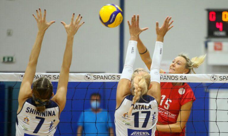 Volleyleague Γυναικών: MVP η Σάσκια Χίπε