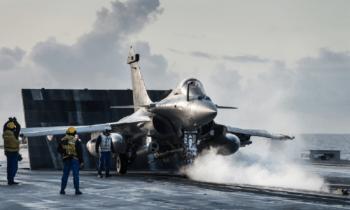 Rafale: Τα γαλλικά μαχητικά «θωρακίζουν» το Αιγαίο