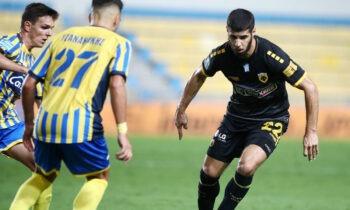 ΑΕΚ: Ο Ινσούα στην αποστολή για το ματς με την Μπράγκα -Θλάση και ο Αλμπάνης!