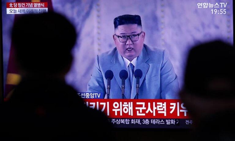 Κιμ Γιονγκ Ουν: «Ούτε ένας Βορειοκορεάτης δεν έχει κορονοϊό»