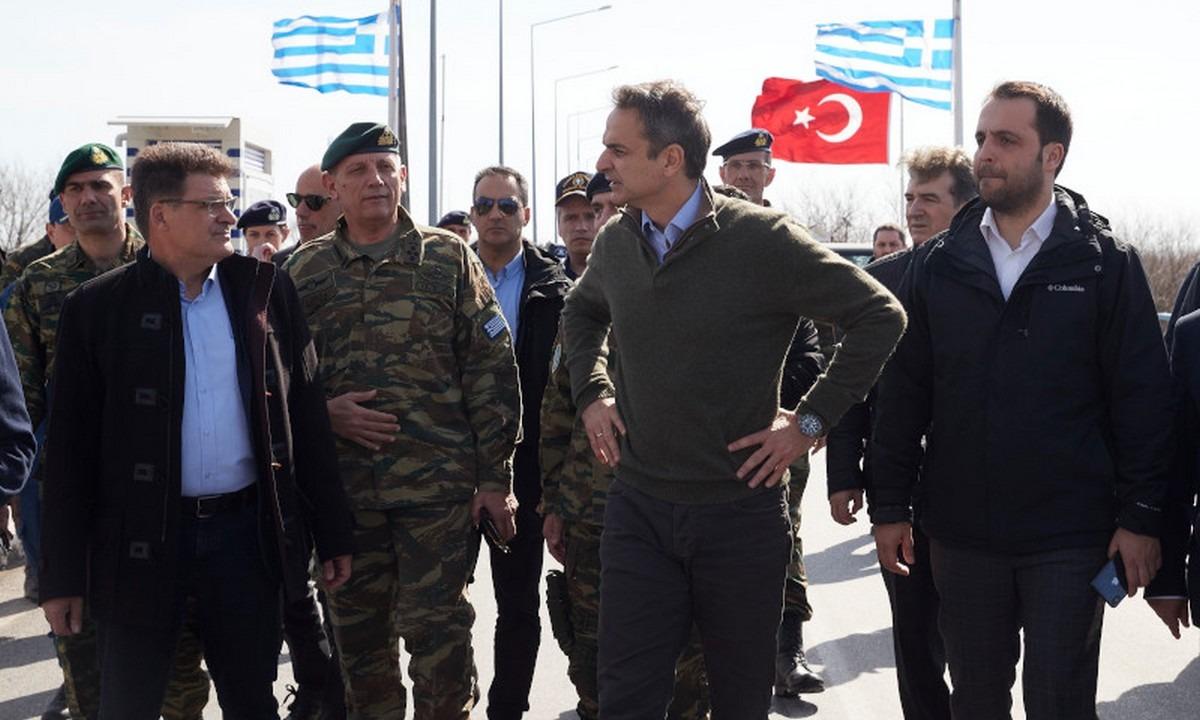 Oruc Reis – Αποκάλυψη: Μυστική συνάντηση Μητσοτάκη με τους αρχηγούς των Ενόπλων Δυνάμεων