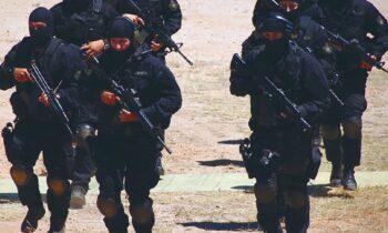 Κρήτη: τα «κομάντα» της αντιτρομοκρατικής (ΤΕΚΑΜ) οργώνουν το νησί