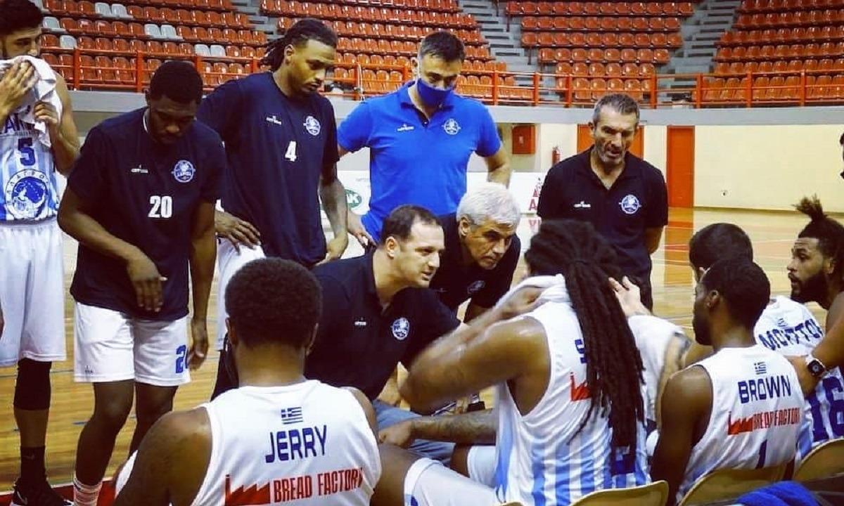 Λάρισα- Basket League 2020-2021