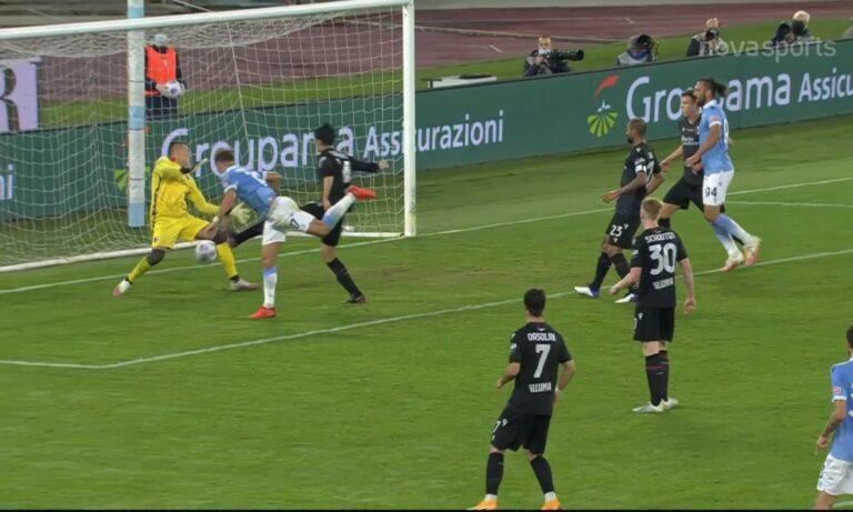 Λάτσιο – Μπολόνια 2-1: Πήραν φόρα οι Λατσιάλι