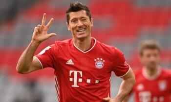 Bundesliga: Συνεχίζει από την κορυφή η Λειψία, «ξέσπασε» με «5άρα» η Μπάγερν