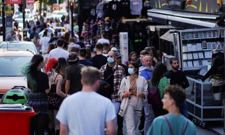 Κορονοϊός: Lockdown στο Λονδίνο από το βράδυ της Παρασκευής – Ανησυχεί για την Ευρώπη ο ΠΟΥ