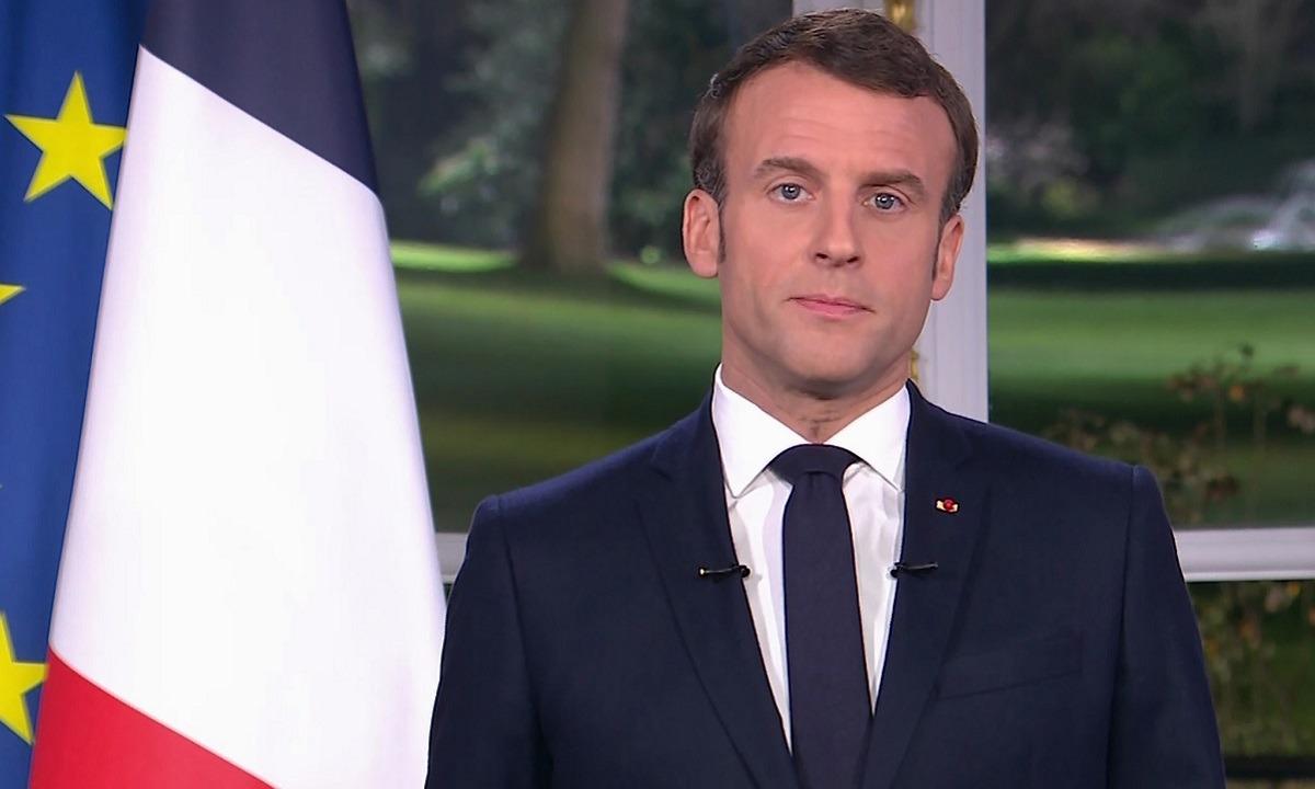 Γαλλία: Γενικό lockdown ανακοίνωσε ο Μακρόν! – Το διάγγελμα του Γάλλου προέδρου
