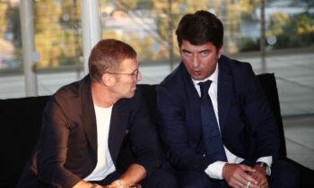 ΑΕΚ: Ιβιτς-Καρέρα μίλησαν στους παίκτες, εξηγήσεις από Λιβάια!