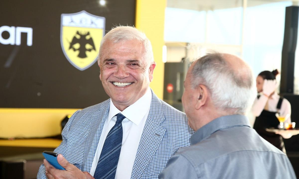 ΑΕΚ: Ο Μελισσανίδης ξανά στα γραφεία -Εντονες διεργασίες στην ΠΑΕ