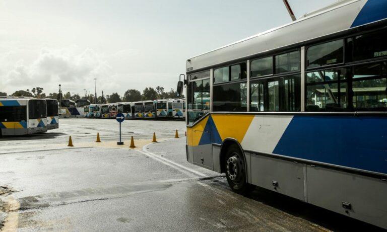 Απεργία 15/10: «Χειρόφρενο» στα λεωφορεία την ερχόμενη Πέμπτη
