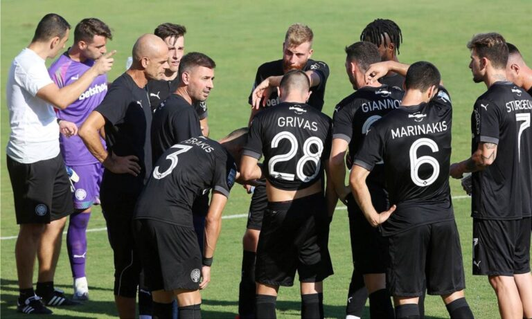 ΟΦΗ: «Μέσα» ο Μαρινάκης – Η αποστολή για το ματς με την ΑΕΚ
