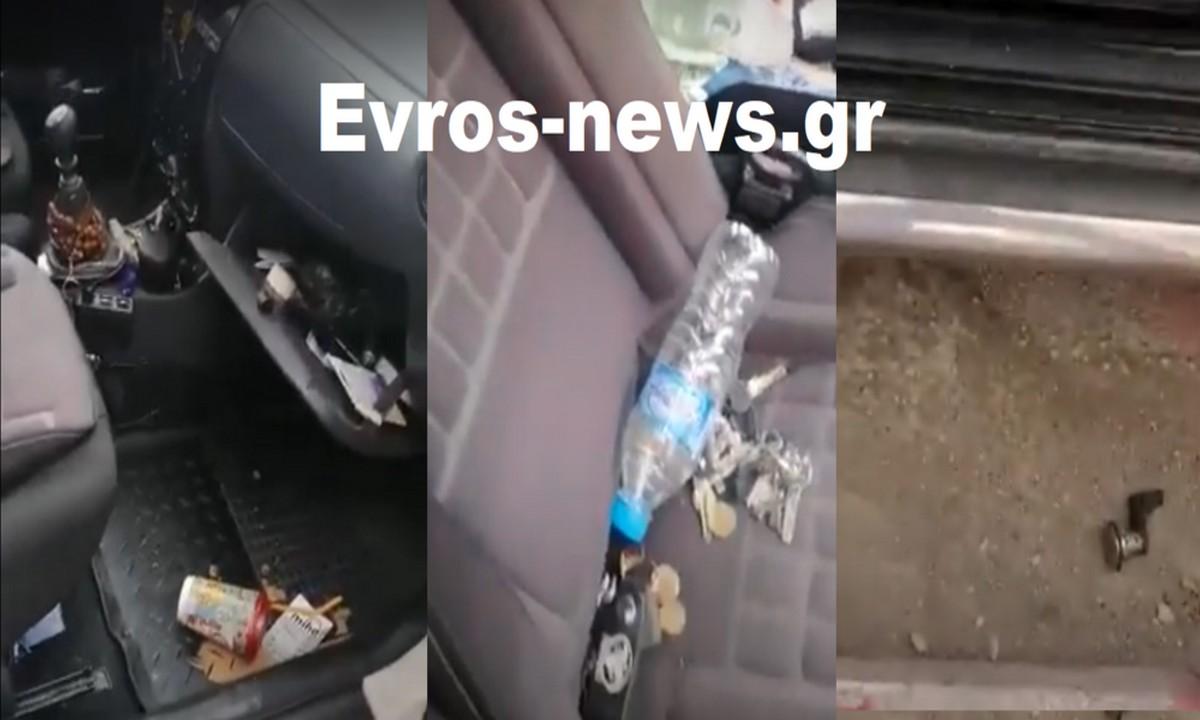 Ορεστιάδα: Αλγερινοί λαθρομετανάστες έσπασαν και έκλεψαν αμάξι – Τους συνέλαβε γρήγορα η Ασφάλεια
