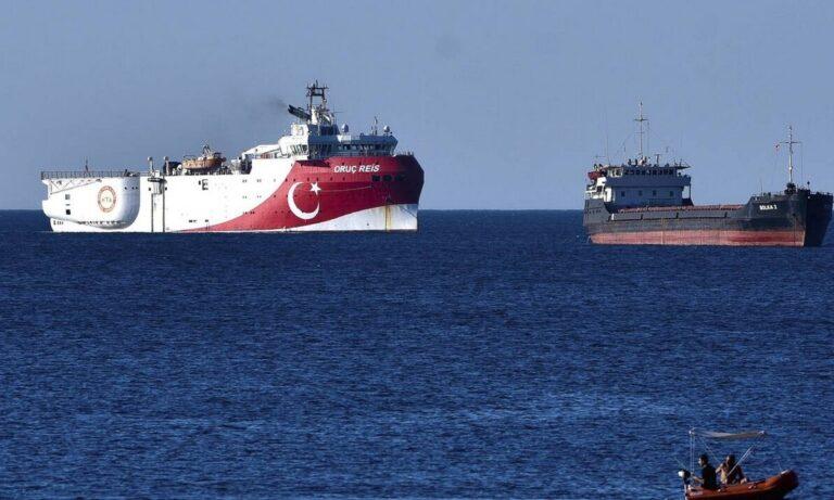 Ελληνοτουρκικά: ΥΠΕΞ για Oruc Reis και νέα τουρκική Navtex – «Ευθεία απειλή της ειρήνης»