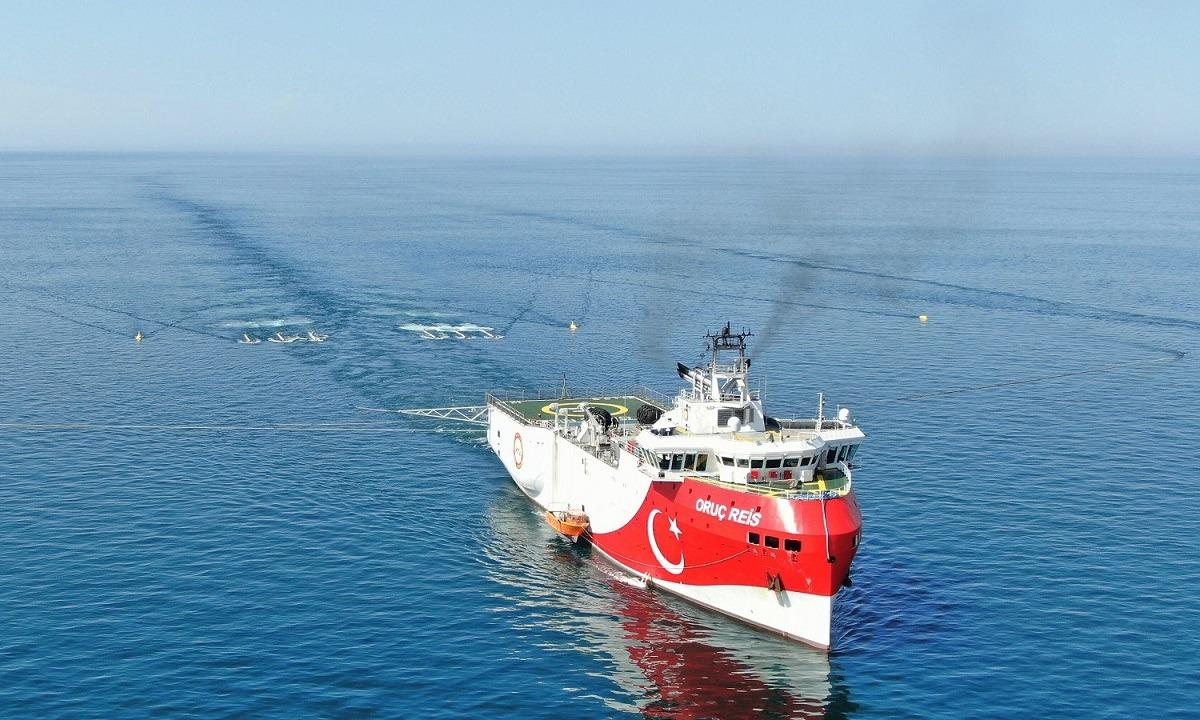 Oruc Reis: «Αγγίζει» τη Ρόδο! Σε απόσταση 16 μιλίων οι Τούρκοι (vid)
