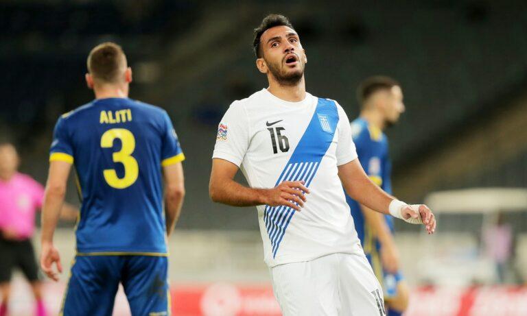 Ελλάδα – Κόσοβο: Το ακυρωθέν γκολ και η ευκαιρία του Παυλίδη (vids)