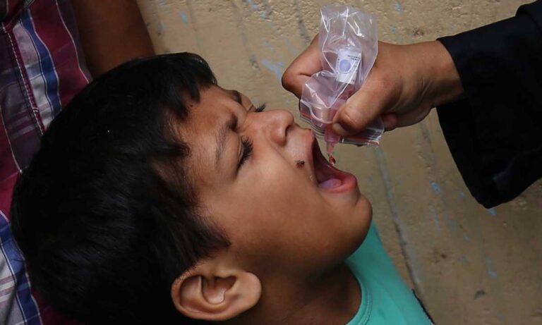 24 Οκτωβρίου: Παγκόσμια Ημέρα κατά της Πολιομυελίτιδας