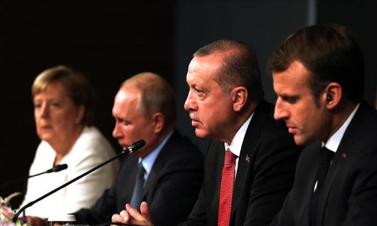 Τουρκία: Πούτιν – Μακρόν αποφάσισαν να τελειώσουν τον Ερντογάν