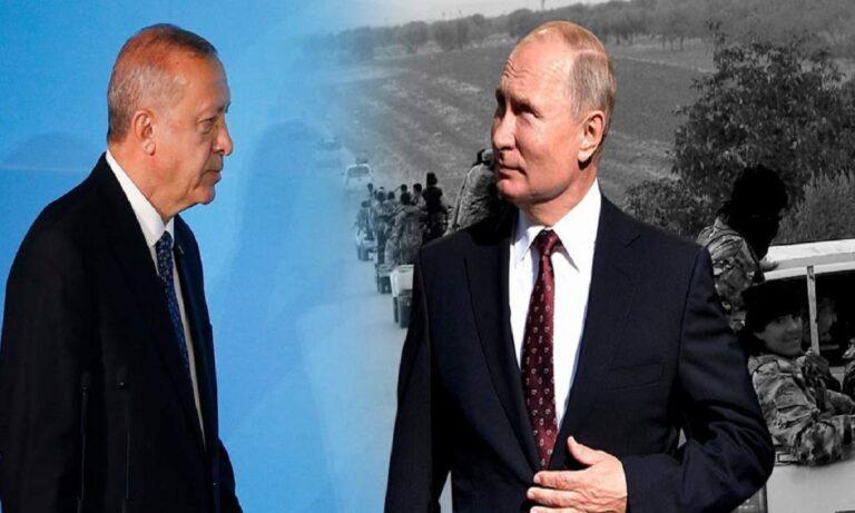 Eρντογάν: Του παίρνει τα μέτρα ο Πούτιν – Έβαλε την Τουρκία στην αντιρωσική ένωση