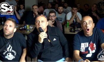 Ραπτόπουλος ο... γουρλής: Προβλέπει γκολ του Τσόλακ στο 72' και τελικά σημειώνει αυτογκόλ ο Μιχαηλίδης! (vid)