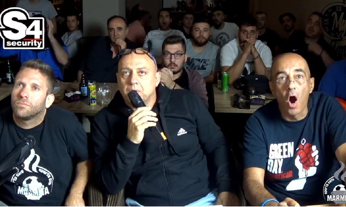 Ραπτόπουλος ο… γουρλής: Προβλέπει γκολ του Τσόλακ στο 72′ και τελικά σημειώνει αυτογκόλ ο Μιχαηλίδης! (vid)